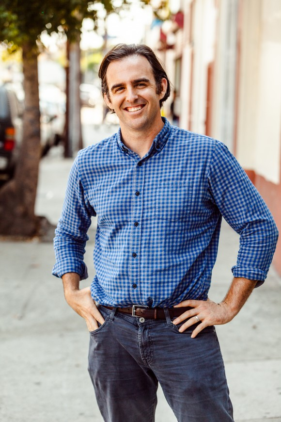 Sam Polk, co-founder and CEO of Everytable. (Courtesy of Everytable)