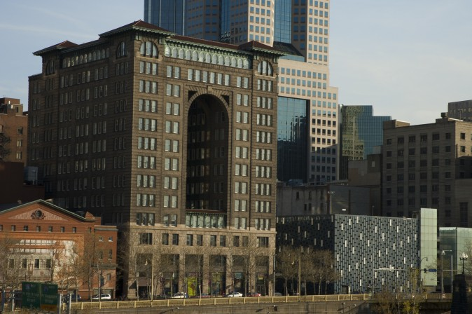The Renaissance Hotel, across from the PNC baseball park. (Carole Jobin)
