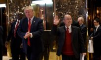 Trump Gets Down to Business on Air Force One, SoftBank