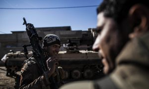 ISIS Launches Overnight Attack Against Iraqi Troops in Mosul