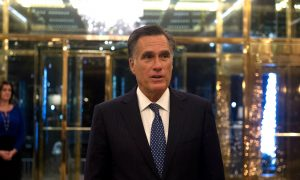 Mitt Romney Says It Was 'An Honor' to Be Considered Secretary of State