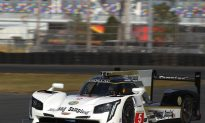 IMSA WSC December Test at Daytona: The Prototypes