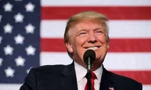 Trump Touts Plan to Bring 8,000 Jobs to US