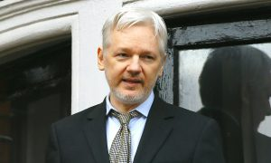 Julian Assange of Wikileaks Says Russian Government Wasn't His Source