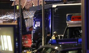 Truck Rams German Christmas Market, Killing at Least 9