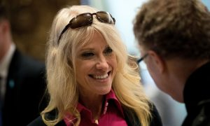 Trump Selects Conway for White House Counselor Position
