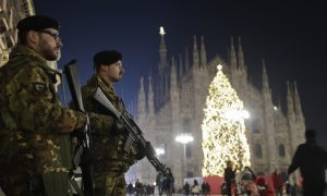Italian Media: Berlin Market Suspect Killed in Milan