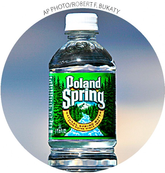 Poland Spring, a subsidiary of Nestlé, draws a portion of its water from the Fryeburg aquifer in Maine. A nonprofit lost an appeal in May to prevent the company from withdrawing 603,000 gallons of water per day at the same basic rate as Fryeburg residents.