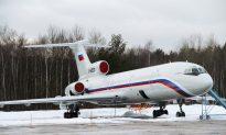 Report: Russian Plane Flew Over Area 51 in Nevada