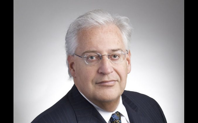 In this photo provided by Kasowitz, Benson, Torres & Friedman LLP, David Friedman, President-elect Donald Trump's choice for ambassador to Israel. (Kasowitz, Benson, Torres & Friedman LLP via AP, File)