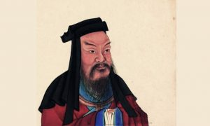 Cao Cao: A Ruler with Great Tolerance and Acceptance