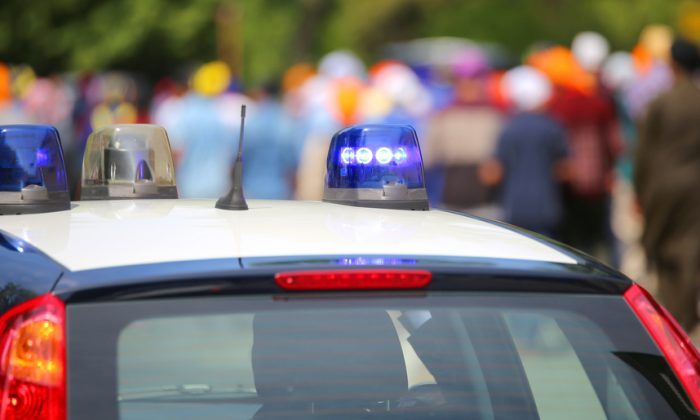 An entire police department resigned in a small Massachusetts Town on July 30. File photo.(ChiccoDodiFC/Shutterstock)