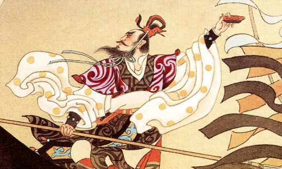 The Magnanimous Character of Cao Cao and His Great-Grandfather