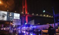 New Year's Attack on Packed Istanbul Club Leaves 39 Dead