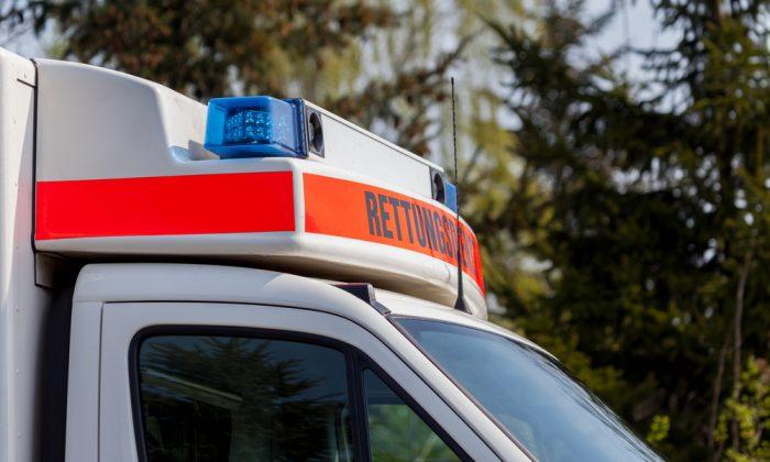 A stock ambulance photo. (Joerg Huettenhoelscher/Shutterstock)