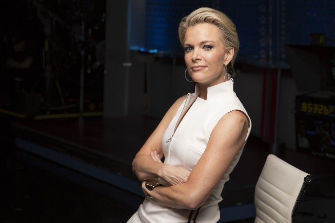 In this May 5, 2016 file photo, Megyn Kelly poses for a portrait in New York. Kelly, the Fox News star whose 12-year stint has been marked by upheavals at her network and personal attacks on the campaign trail, is headed to NBC News. She is expected to take on a multi-faceted role at NBC.  (Photo by Victoria Will/Invision/AP, File)
