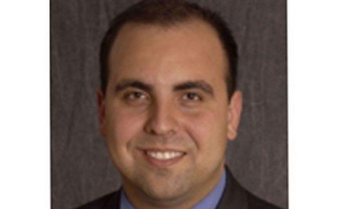"""State Rep. Armando """"Mando"""" Martinez (Texas House of Representatives website)"""