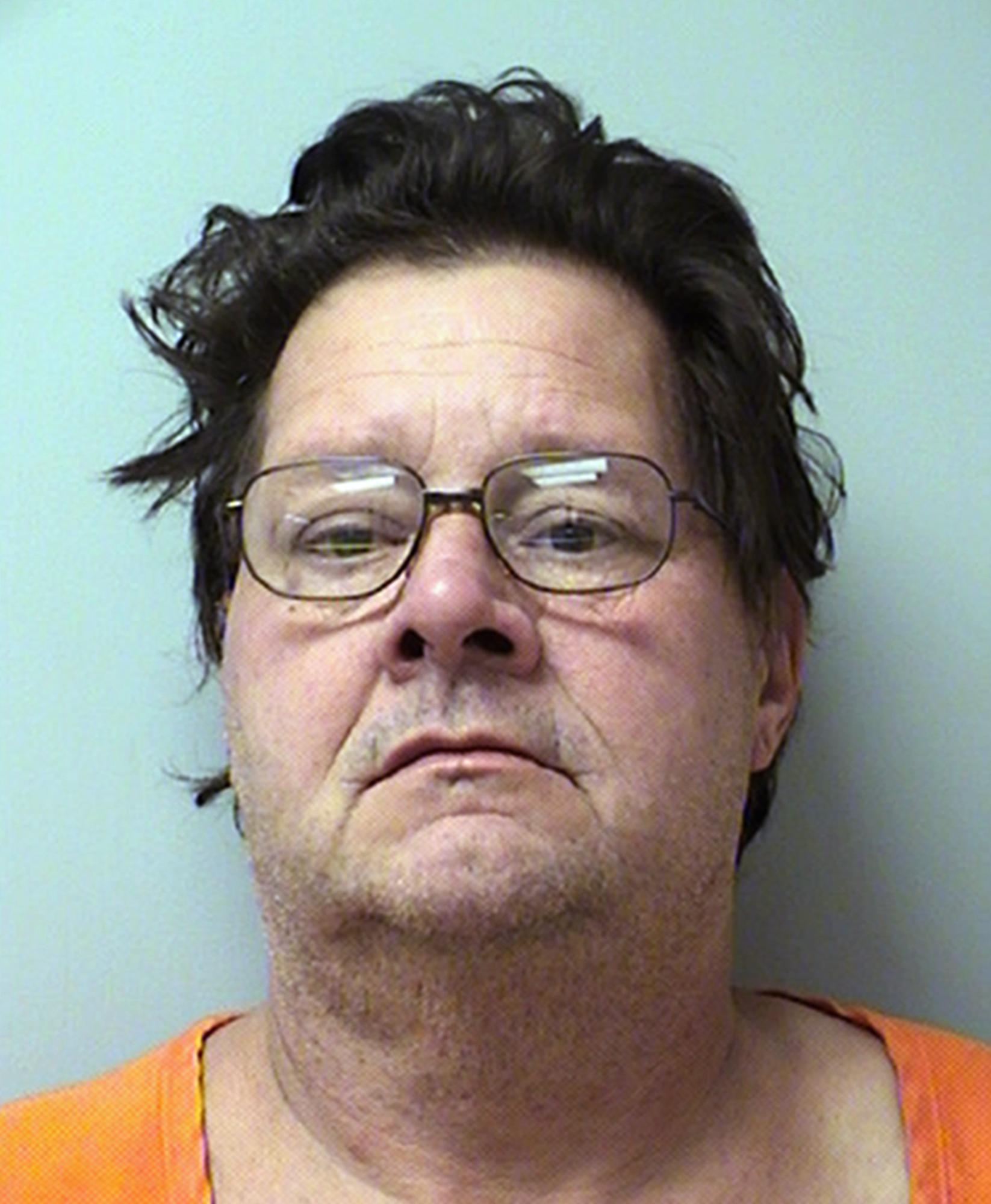 Allen Jamroz, of Mosinee, Wis. (Marathon County Sheriff's Department via AP)
