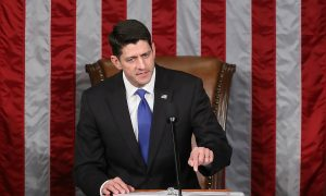 On First Day, Congress Takes on Regulations
