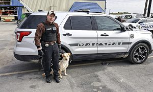 Shelter Dogs Become Police K-9s Under Texas Trainer