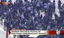 5 Dead, 8 Wounded in Shooting at Florida Airport, Suspect in Custody