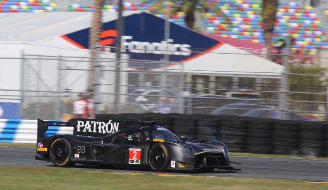 Extreme Speed Motorsports has returned from a season racing in WEC to rejoin the IMSA sportscar championship with a pair of Nissan DPis. (Chris Jasurek/Epoch Times)