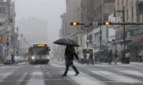 New Storm Hits West as South, New England Slow to Thaw