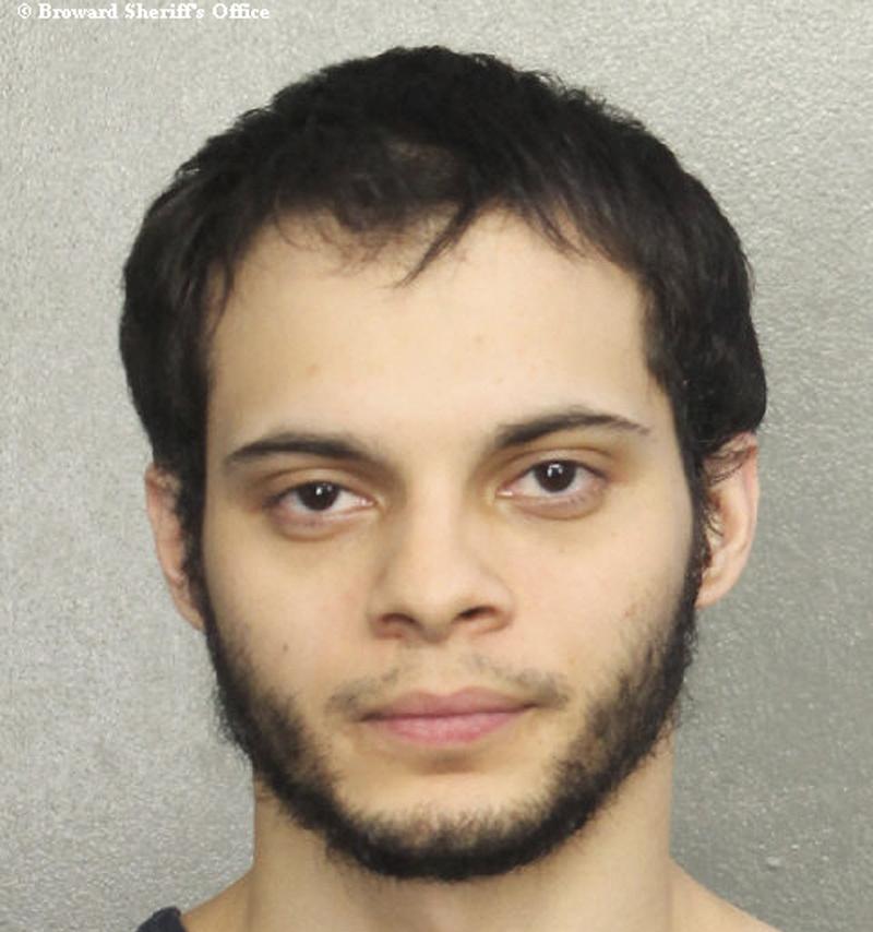 Suspect Esteban Ruiz Santiago. (Broward Sheriff's Office via AP)