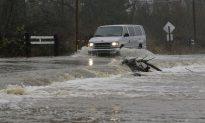 Massive Storm System Dumps Rain Across California, Nevada