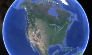 Geographer Finds That a Town Called Center is, in Fact, The Center of North America (Video)