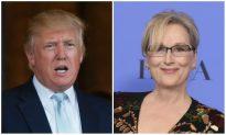 Picture Worth a Thousand Words: Vince Vaughn, Mel Gibson React to Meryl Streep's Speech