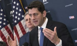 Ryan: GOP Will Work on Repealing, Replacing Health Law