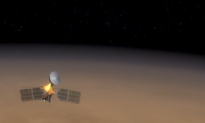 Here's What Earth Looks Like From Mars (Video)