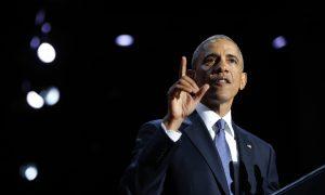 'Yes We Did'--Obama Bids Farewell in Nostalgic Last Speech