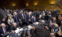 GOP Suspends Senate Rule, Muscles Trump Picks Through Panel
