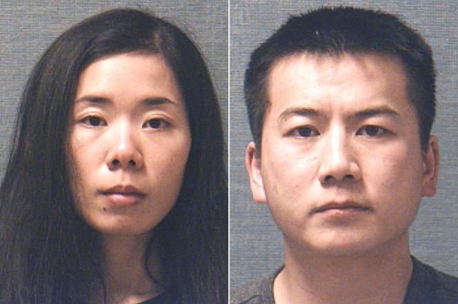 MingMing Chen and Liang Zhao (Stark County Sheriff)