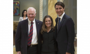 Lack of Diplomacy No Barrier for Canada's New Top Diplomat Chrystia Freeland