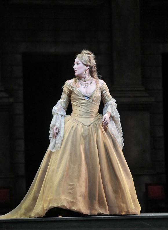 Soprano Diana Damrau as Juliette was superb throughout. (Ken Howard/Metropolitan Opera)