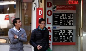 Mexico Stocks Post Worst Quarter in 17 Years, Government Weighs