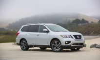 2017 Nissan Pathfinder: Enhanced Safety and Technology