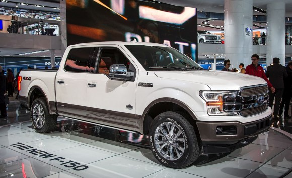 2018 Ford F-150 diesel  (David Taylor)