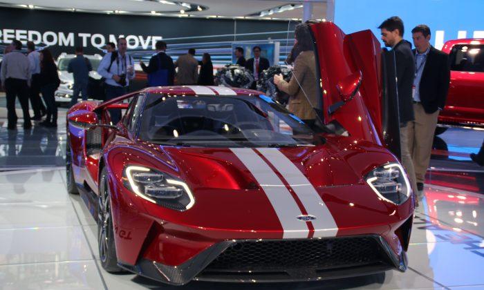 2018 Ford GT (David Taylor)
