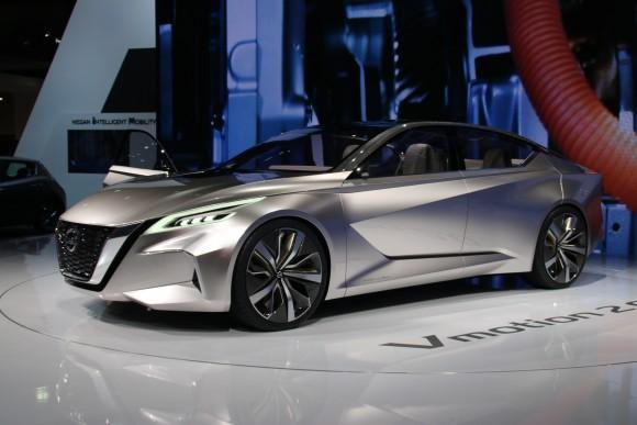 Nissan Vmotion 2.0 (David Taylor)