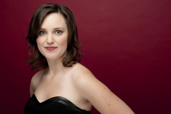 """Canadian soprano Jacqueline Woodley returns to  the role of Papagena in the Canadian Opera Company's production of """"The Magic Flute."""" (Helen Tansey)"""