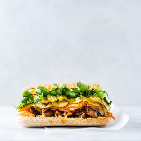Banh Mi. (Courtesy of Make  Sandwich)