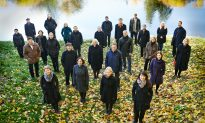 Estonian Philharmonic Chamber Choir Sings Arvo Part