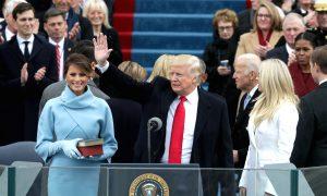Donald J. Trump Sworn in as America's 45th President
