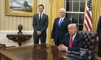 New White House Look: Trump Gives the Oval Office a Makeover