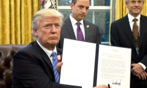 Trump Moves to Pull US out of Pacific-Rim Trade Deal