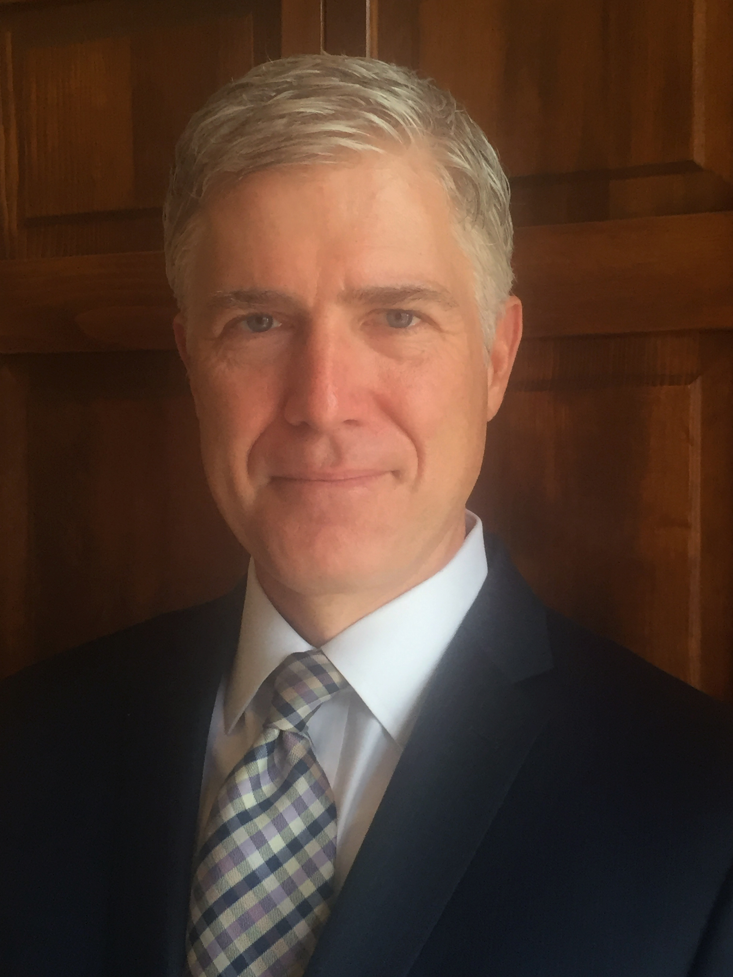 Judge Neil Gorsuch. (10th U.S. Circuit Court of Appeals  via AP)